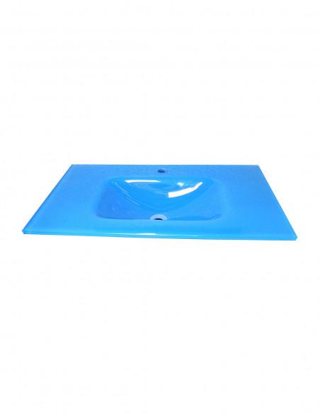 lavabo bleu méditerranée inclus