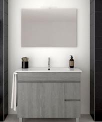 Meubles de salle de bain bon marché